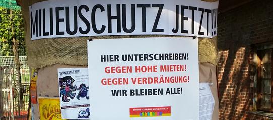 3500 Neuköllner*innen haben einen Antrag für flächendeckenden Milieuschutz in Nord-Neukölln unterschrieben.