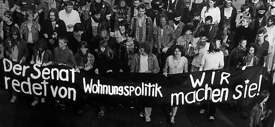 Stadtentwicklungspolitik von Unten. Das Berlin von morgen machen wir alle.